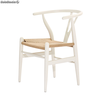 Silla modelo Wishbone colors blanco