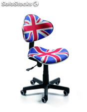 Silla oficina british london