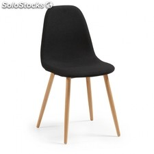 Silla Paige - Color - Negro