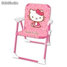 Silla Pegable Hello Kitty