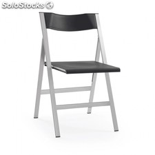 Silla plegable Fargo - Color - Negro