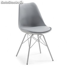Silla Ralf - Color - Gris