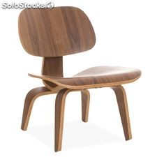 Silla sillas Eames Low Chair Wood lcw