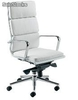 Silla Soft Pad Aluminium group eames ea 219 blanco