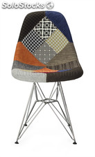 Silla Style metal patchwork