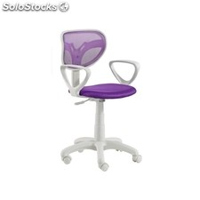 Silla Touch - Color - Violeta