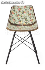 Silla tower leather flor
