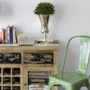 Silla vintage verde by Craftenwood - Foto 2