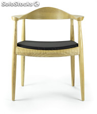 silla wegner round chair