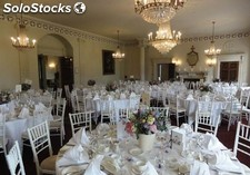 Sillas chiavari tiffany para eventos y catering