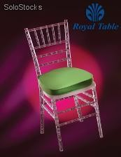 Sillas Transparentes para Banquete: Silla Tiffany® Bubble Royal table