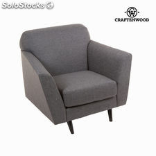 Sillón abbey gris - Colección Love Sixty by Craftenwood
