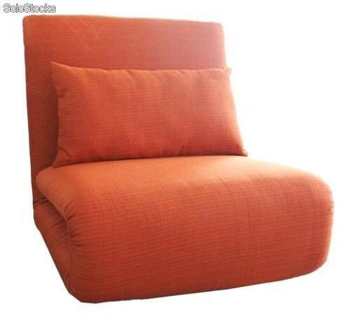 Sofa cama individual plegable for Mercado libre sillon cama 1 plaza
