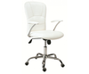 sillon giratorio blanco