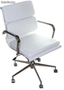 Sillon direccion Soft medio blanco