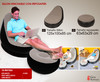 Sillon hinchable Reposapies