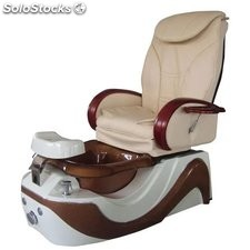 Sillon Pedicura Spa 3 motors F632 Color: todo blanco