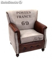 "Sillon ""postes france"" manish"