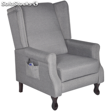 Comprar sillon reclinable cat logo de sillon reclinable for Sillon reclinable tela