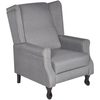 sillon reclinable tela