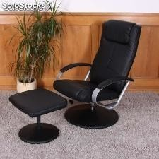 Sillon relax con reposapies reclinable