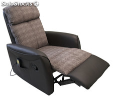 Sillon relax ideal para espacios reducidos tela antimanchas