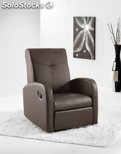 Sillon relax pared cero palanca