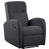 Sillon relax reclinable. Gris marengo