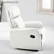 Sillón relax Slim - Color - Blanco