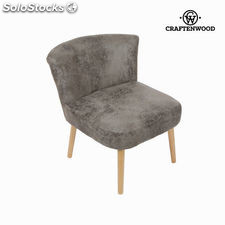 Sillón retro gris antiguo by Craftenwood