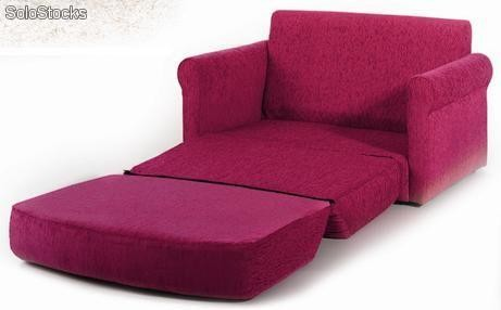 Sillon sof cama barato for Sofa cama 1 plaza barato