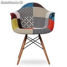 Sillon style patchwork limit