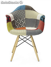 sillon tower wood patchwork