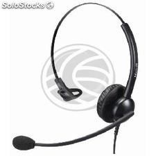 Simple headset compatible with GN Netcom QD model KG25 (KG25)