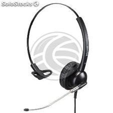Simple headset compatible with GN Netcom QD model KG27 (KG27)