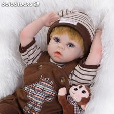 Simulation 55cm baby doll jouet