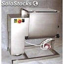 Single paddle countertop meat mixer - mod. f30/1p - capacity: 30 kg - power 0.75