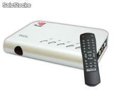 Sintonizadora de tv encore tv box enxtv lcd/crt //enxtv-x2//