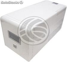 Sinusoidal line-interactive UPS 1000 VA Imperial with 4 Schuko (UV11-0002)