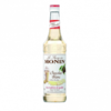Sirope monin chocolate blanco