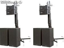 Sistema de Audio - Line Array 12.000W
