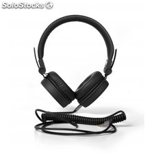 Sitecom - Fresh ´n Rebel Caps Headphones - Black