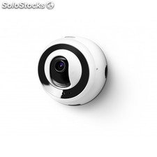 Sitecom - WI-FI HOME CAM DOME IP security camera Interior Almohadilla Negro,