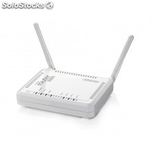 Sitecom - WL-614 Ethernet rápido Color blanco router inalámbrico