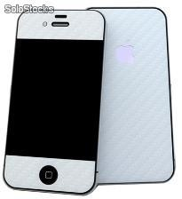 Skin Carbono iPhone 4/4s