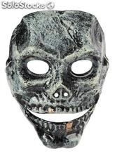 Skull plastic articulated mask