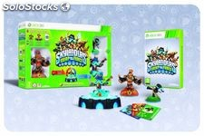 Skylanders swap force starter pack Xbox 360 (green box)