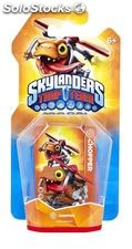 Skylanders trap team chopper figure