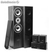 Skytronic 100.330 home cinema 5.0 negro