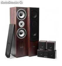 Skytronic 100.333 home cinema 5.0 madera